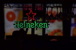 Heineken hekkensluiter op AEX