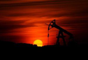 voorraad ruwe olie daalt