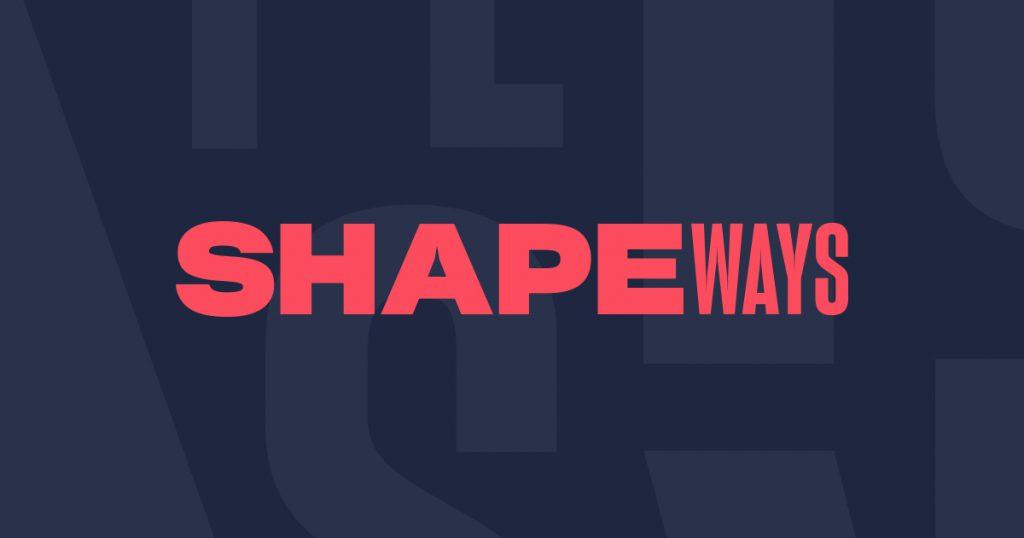 Aandelen Shapeways kopen